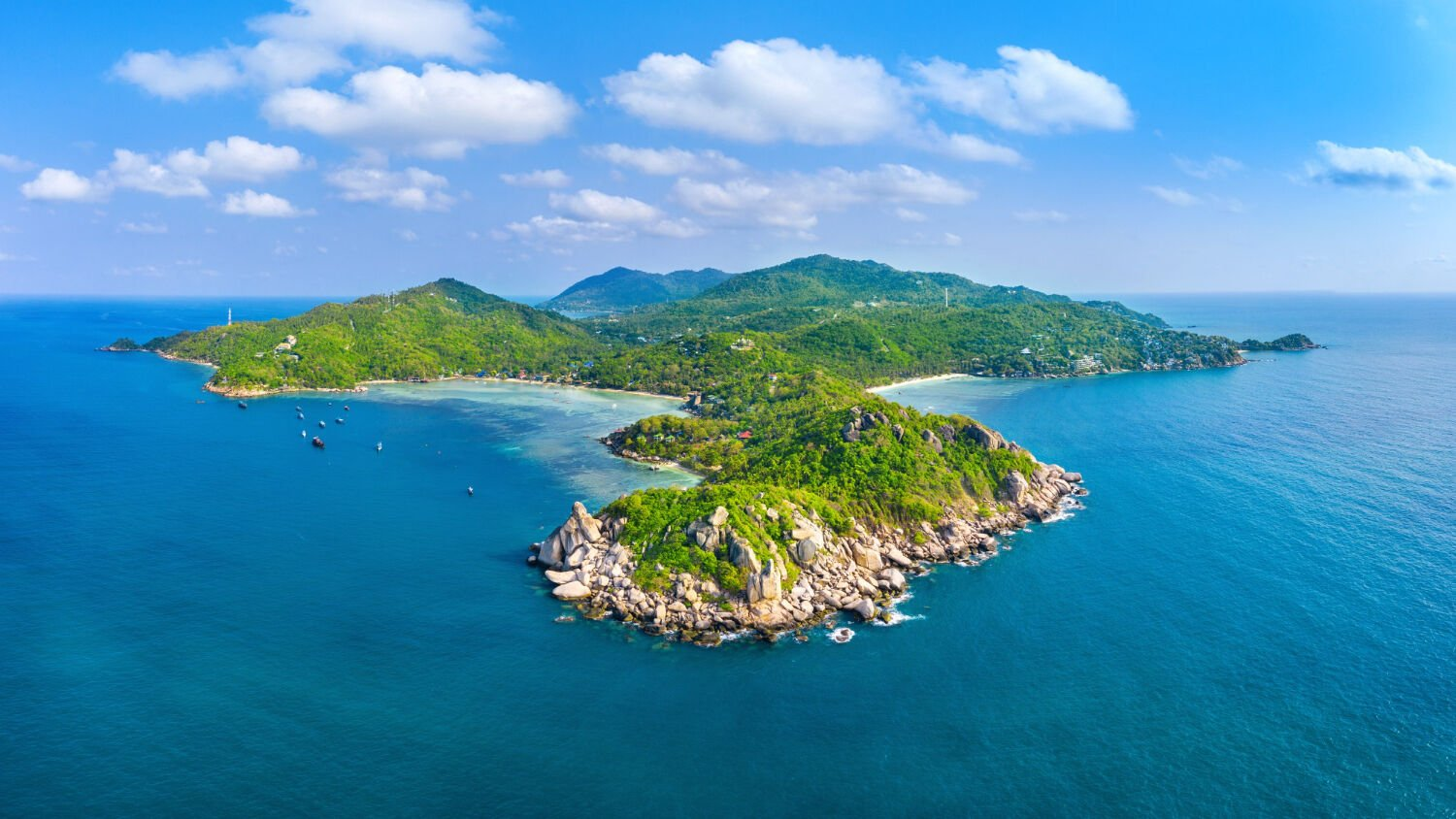 Island hopping in the Gulf of Thailand | News by Thaiger