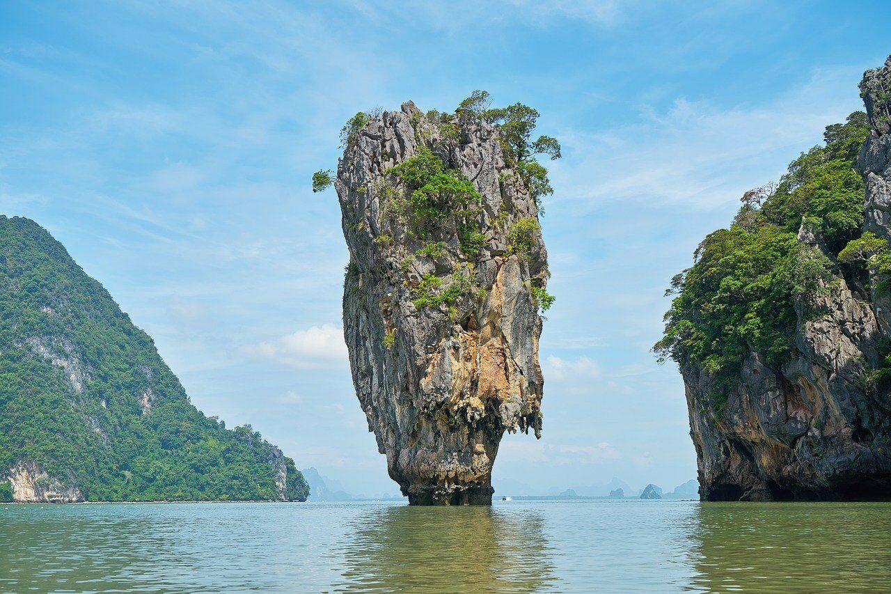 Island hopping in the Andaman Sea of Thailand | News by Thaiger