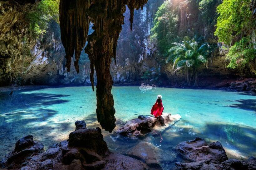 Island hopping in Thailand's Andaman Sea
