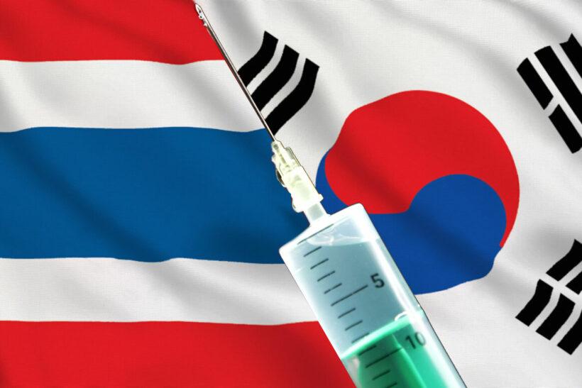 Korea to donate 470,000 AstraZeneca vaccines to Thailand