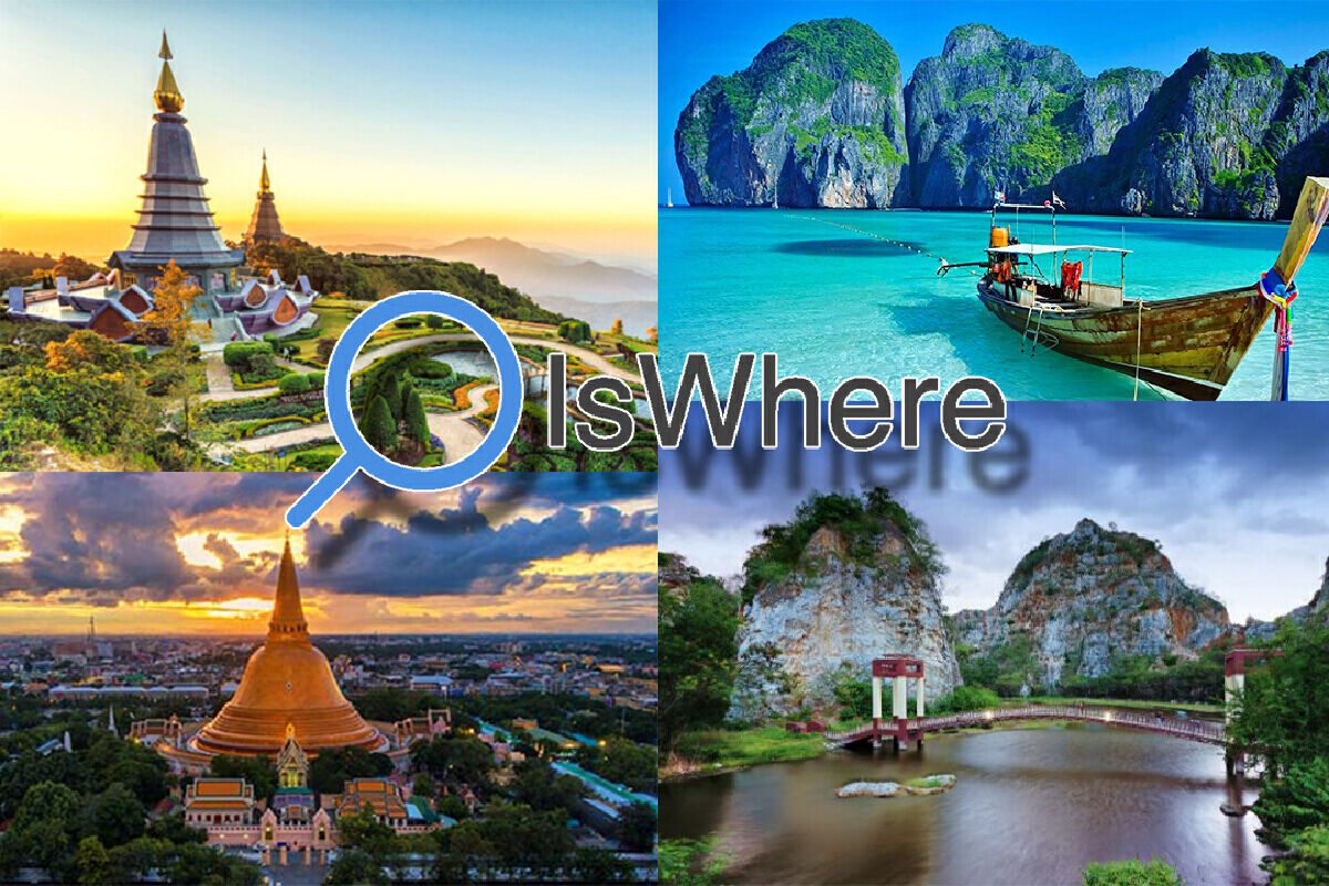 Rediscover Thailand with IsWhere – An easy-to-use travel recovery application